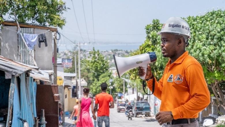 Haiti, DRR. World Bank