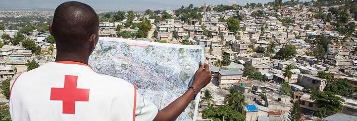 Haiti, DRR. American Red Cross