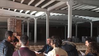 Logistics Cluster Warehouse Management training, Gazantiep