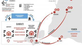 In-Transit Customs Facilitation Djibouti Infographic