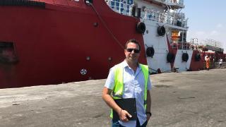 VOS Apollo, Lionel, shipping, transport of cargo