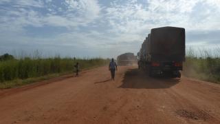 South Sudan Convoy