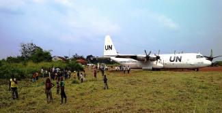 Airplane DRC