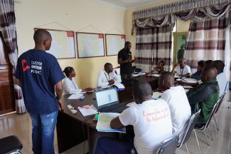 Humanitarian Logistics Coordination in Democratic Republic of the Congo