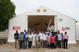 Humanitarian Logistics Training in Nigeria