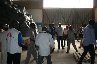 Logistics Preparedness in Nigeria