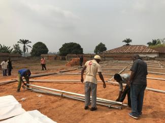 Logistics Preparedness in DRC