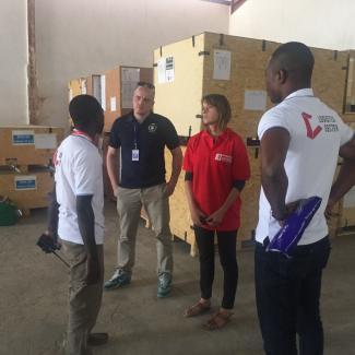 Managing a Logistics Base Interview 2
