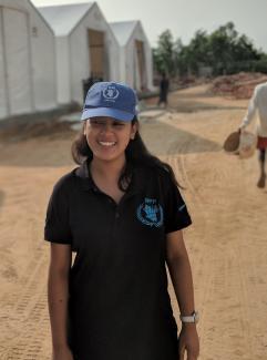 Priya Pradhanang, Cargo Tracking Officer
