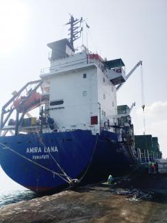 humanitarian cargo transportation, humanitarian logistics, shipping
