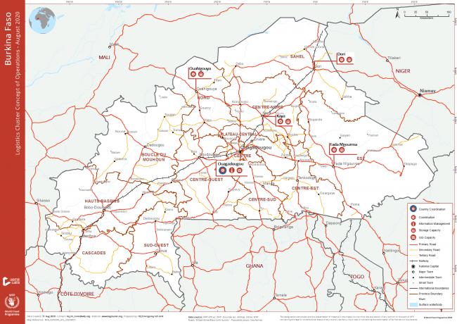 Media Map Image : logistics_cluster_burkina_faso_conops_map_201016.png