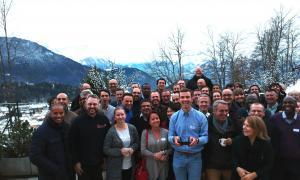 Media Image : Logistics Cluster Global Meeting Group Photo
