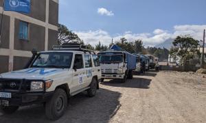 Media Image : Convoy from Kombolcha to Mekele