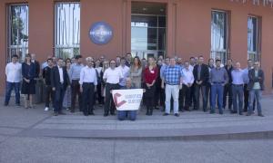 Media Image : Logistics Cluster Global Meeting - Lyon 2015