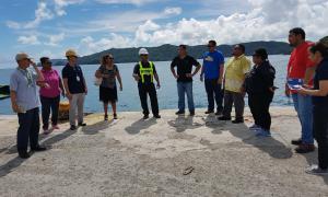 Media Image : Pacific Preparedness - Logistics Training Port Visit